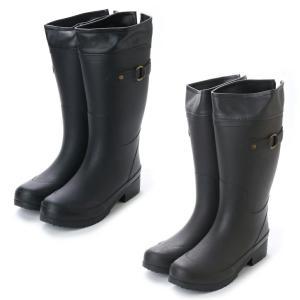 レインブーツ レディース 長靴 ロング 防水 女性 雨|assistant