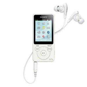 ソニー SONY NW-S14 WM [メモリーオーディオ WALKMAN(ウォークマン) 8GB ホワイト ワイドFM対応]