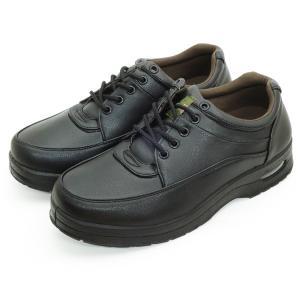 ウォーキングシューズ メンズ 幅広 4E ビジネスシューズ 歩く 散歩 靴 紳士靴|assistant