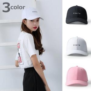 帽子 ベースボールキャップ メンズ レディース ホワイト ブラック CAP|assistant