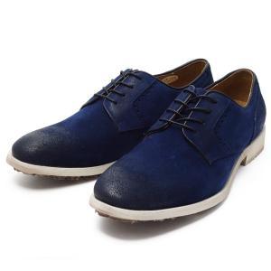 [1点限りアウトレット] オックスフォード メンズ ブーツ シューズ 靴 ネイビー 42 訳あり 箱なし|assistant