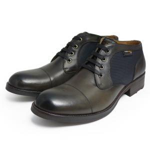 [1点限りアウトレット] [箱なし] メンズ 本革ブーツ カジュアル ワーク 42 約26.5cm|assistant