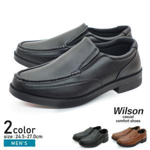 ウォーキングシューズ メンズ 幅広 4E 疲れにくい 衝撃吸収 靴 カジュアル ビジネスシューズ|assistant