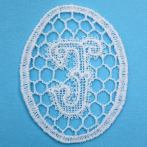 アルファベット綿レース【J】366050-1-J 白 1枚|assure-2