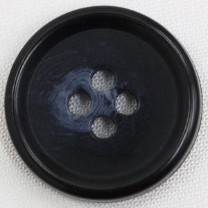 プラスチックボタン 58(紺) 20mm 1個入 (水牛調) BF1800 (スーツ・ジャケット向) ボタン 手芸 通販|assure-2