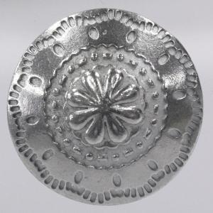 コンチョボタン・メタル(金属)ボタン 25mm (アエン・腐食防止コーティング) 1個入 CON02-ZN ボタン 手芸 通販|assure-2