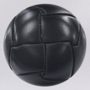 革調プラスチックボタン 23mm 黒 1個入 (レザータッチ) / DAR-NC932-09(黒) ボタン 手芸 通販 |assure-2