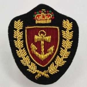 モール刺繍ミニエンブレム(ピンつき)EMS105 assure-2