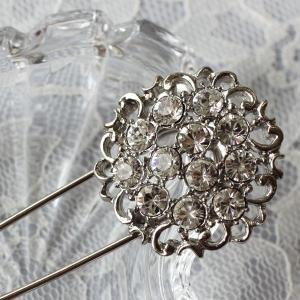 レトロテイストが人気の秘密、飾りが豪華なキルトピン|assure-2|02