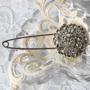 レトロテイストが人気の秘密、飾りが豪華なキルトピン|assure-2|03