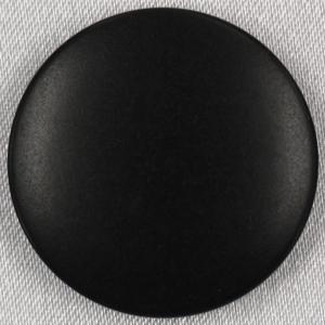 ラクトボタン (黒) 18mm 1個入  カゼイン素材の高級ボタン LH1020-09 (スーツ・ジャケット向) ボタン 手芸 通販  |assure-2