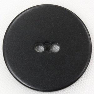 ラクトボタン (黒) 25mm 1個入  カゼイン素材の高級ボタン LH1045-09 (ジャケット・コート向) ボタン 手芸 通販  |assure-2