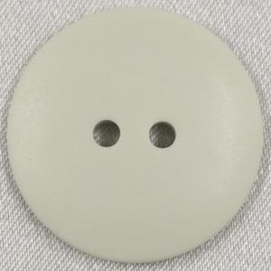 ラクトボタン (白・半ツヤ) 21mm 1個入  カゼイン素材の高級ボタン LH41-H01 (20mm代用 スーツ・ジャケット向) ボタン 手芸 通販  |assure-2