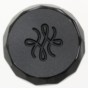 ボタン 手芸 通販  LP7076-09(黒) 23mm 1個入 / ブラックフォーマルにお使いいただきたいボタン|assure-2