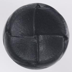 革調プラスチックボタン 21mm 黒 1個入 (レザータッチ) / N2-09(黒) ボタン 手芸 通販|assure-2