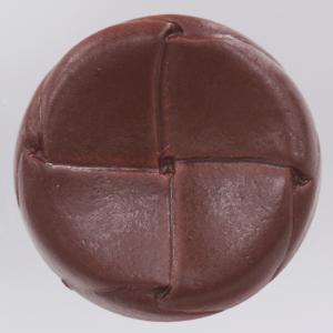 革調プラスチックボタン 18mm 赤茶 1個入 (レザータッチ) / N2-45(茶系) ボタン 手芸 通販|assure-2