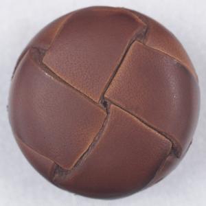 NO200-1 21mm 1個入 / 天然素材・本革ボタン