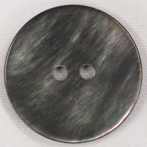 貝ボタン(黒蝶貝) 20mm 1個入 天然素材 SB100 (スーツ・ジャケット向) ボタン 手芸 通販|assure-2
