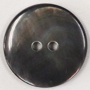 貝ボタン (黒蝶貝) 20mm 1個入 天然素材 SB26 (スーツ・ジャケット向) ボタン 手芸 通販|assure-2