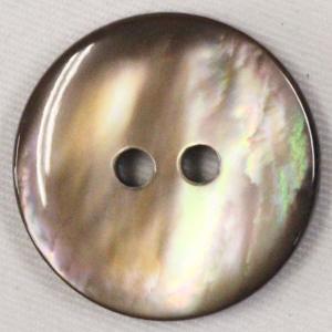 貝ボタン (茶蝶貝) 20mm 1個入 天然素材 SC26 (スーツ・ジャケット向) ボタン 手芸 通販|assure-2