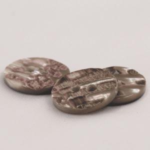 貝ボタン (アワビ) 23mm 1個入 天然素材 SSO6 (ジャケット・コート向) ボタン 手芸 通販|assure-2