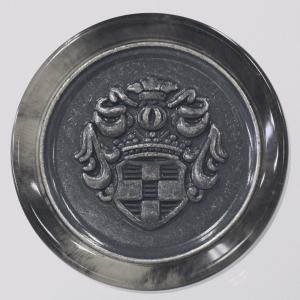 【在庫限り20%off】  メタルボタン 25mm 裏足付 ME2304F LSI 1個入  / ボタン 手芸 通販 VAP-30665|assure-2