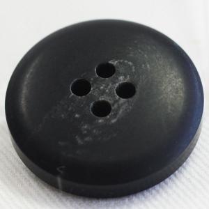 プラスチックボタン 09(黒) 20mm 1個入 (水牛調) VT98 (スーツ・ジャケット向) ボタン 手芸 通販|assure-2|03