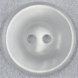 プラスチックボタン 001(白) 15mm 1個入 (貝調) VT9920 (シャツ・ブラウス・ジャケット・スーツ袖向) ボタン 手芸 通販