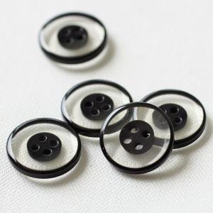 ボタン 手芸 通販  XV52-09 15mm 1個入 / こだわりのハイセンスボタン assure-2