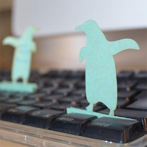 ふせん Deng On ペンギン / ハイモジモジ|astas-shop
