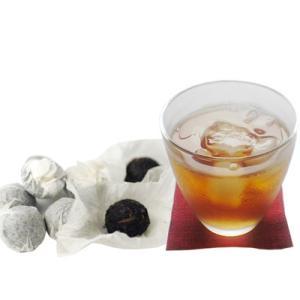 プーアル茶(小沱茶)約3g×20個|aston
