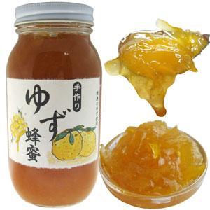 ゆず蜂蜜 940g×3本セット 徳島産無農薬ゆず使用|aston