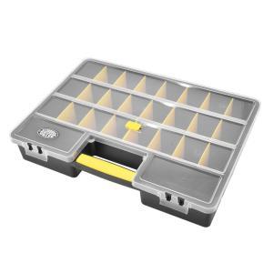 AP プラスチックパーツケース 18【部品箱 部品ケース 部品BOX】【PP プラスチック 小物入れ...