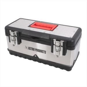 AP ステンレスツールボックス W380mm【工具箱 道具箱 工具ケース】【TOOL BOX ステン 持ち運び】【アストロプロダクツ】|ASTROPRODUCTS インターネット店