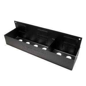 AP マグネットスプレー缶ホルダー ブラック【マグネットフォルダー】【収納 ロールキャブ 磁石 工具...
