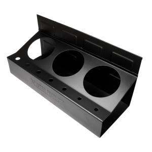 AP マグネットスプレーカン&ドライバーホルダー ブラック | 収納 磁石 マグネット 工具 ロール...