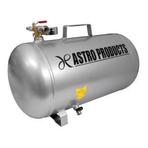 AP アルミニウム エアタンク 25L【空気タンク エアータンク 予備タンク 別タンク 圧縮空気】【アストロプロダクツ】|astroproducts