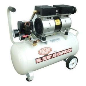 AP オイルレス サイレント エアーコンプレッサー 30L【エアコンプレッサー 圧縮空気】【オイルレ...