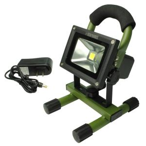 AP 10W 充電式LED投光器【作業灯 ワークライト】【LED 明かり 照明 ライト 充電タイプ】【アストロプロダクツ】