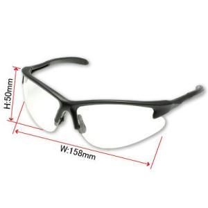 AP セーフティーグラス クリア SG790【保護メガネ セーフティーグラス】【セーフティ 整備眼鏡...
