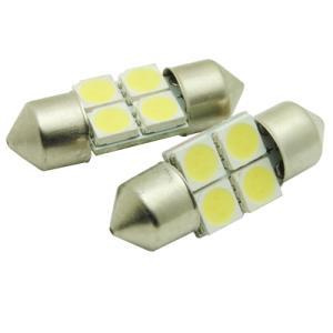 AP 2PC 3chip4SMD LEDルームランプ 31mm【工具 DIY】【アストロプロダクツ】 astroproducts