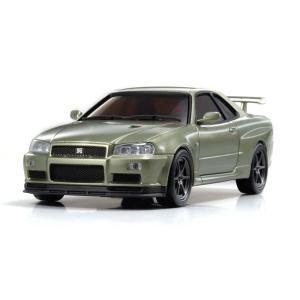 京商 DNX401MJ GTR R34 Nur ミレニアムジェイド | ミニカー モデルカー ミニチ...