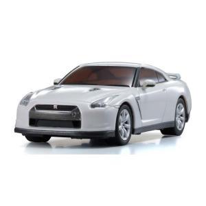 京商 DNX404W NISSAN GTR ホワイトパール | ミニカー モデルカー ミニチュア フ...