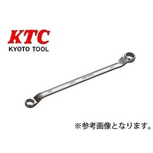 KTC M5-1417-F 45°×6°ロングメガネレンチ|astroproducts