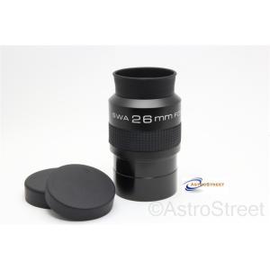 AstroStreet SWA 26mm アイピース 2インチ径 見掛視界70°|astrostr