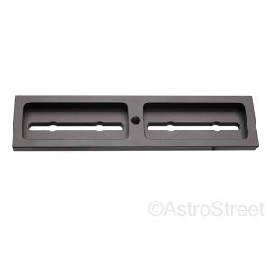 アリガタプレート 汎用スライドバー アリレール CNC加工 アルミ削り出し  18cm GP互換|astrostr|03