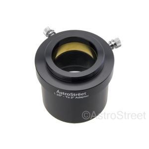 AstroStreet T2ネジ付き 2インチ31.7mm変換アダプター|astrostr