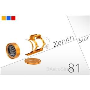 WilliamOptics Z81 F6.9 ZenithStar Imaging APO屈折鏡筒 FPL53|astrostr