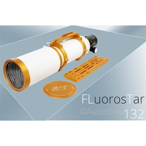 (受注生産)WilliamOptics FLT132 f7 Fluorostar 132mm 3枚玉APO屈折鏡筒 FPL53|astrostr