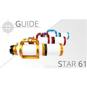 WilliamOptics GuideStar61 APO屈折ガイド鏡筒 FPL53|astrostr